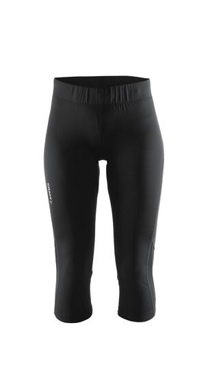Craft Prime - Pantalones Running Mujer - negro